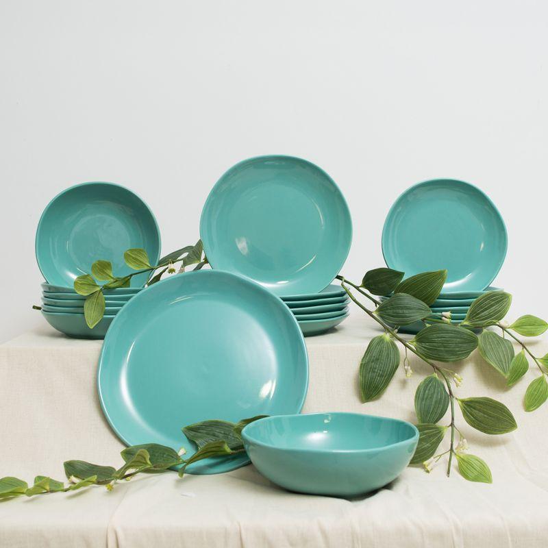 Глубокие тарелки для первых блюд