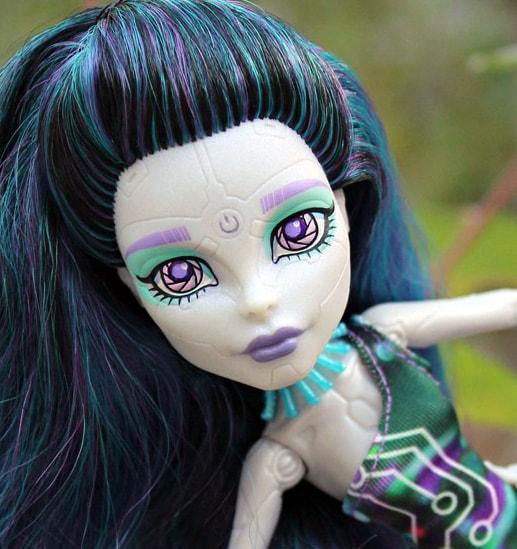 кукла Эль Иди, Monster High