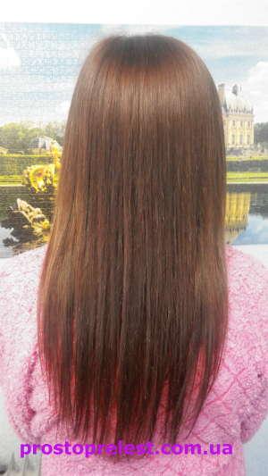 Фотообзор краски для волос Indola Permanent CC