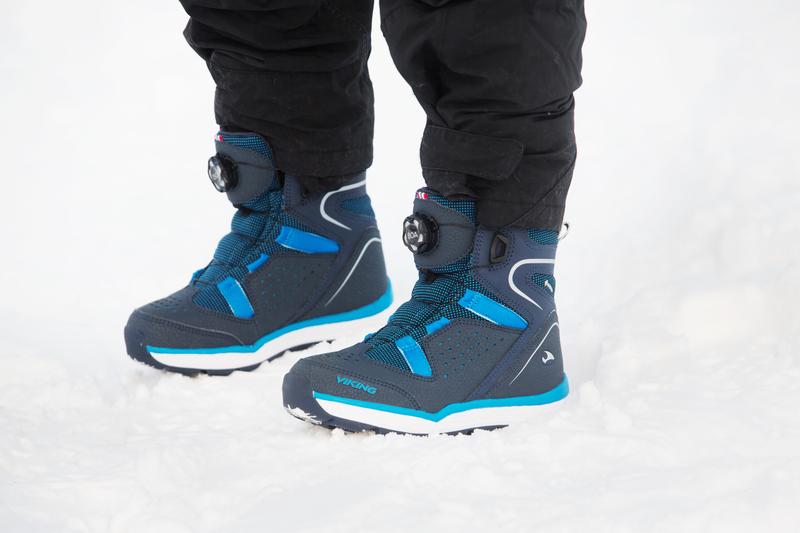 Зимние ботинки Viking Espo Boa GTX в интернет-магазине Viking-boots