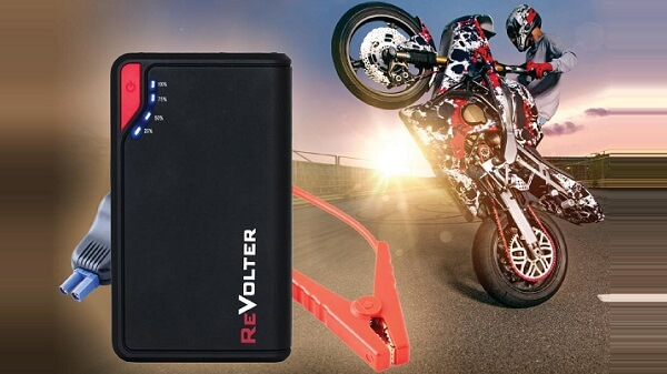 Карманное пусковое устройство для мотоцикла Revolter Mini