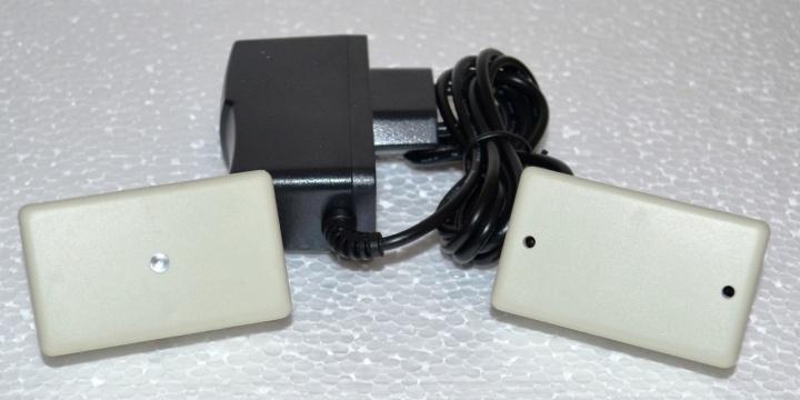 Электронный автоматический счетчик посетителей с WiFi-передатчиком