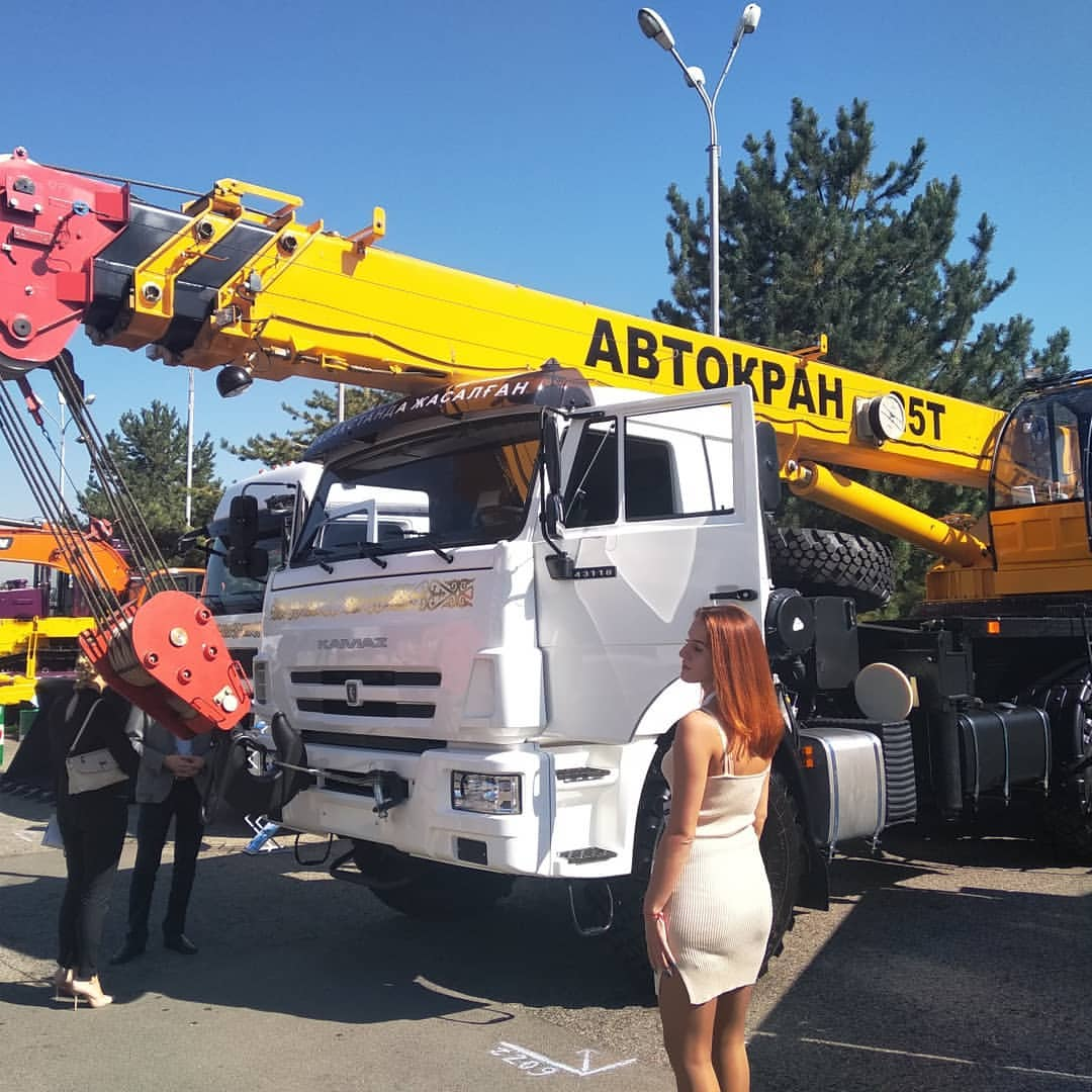 Казахстанская Международная Выставка