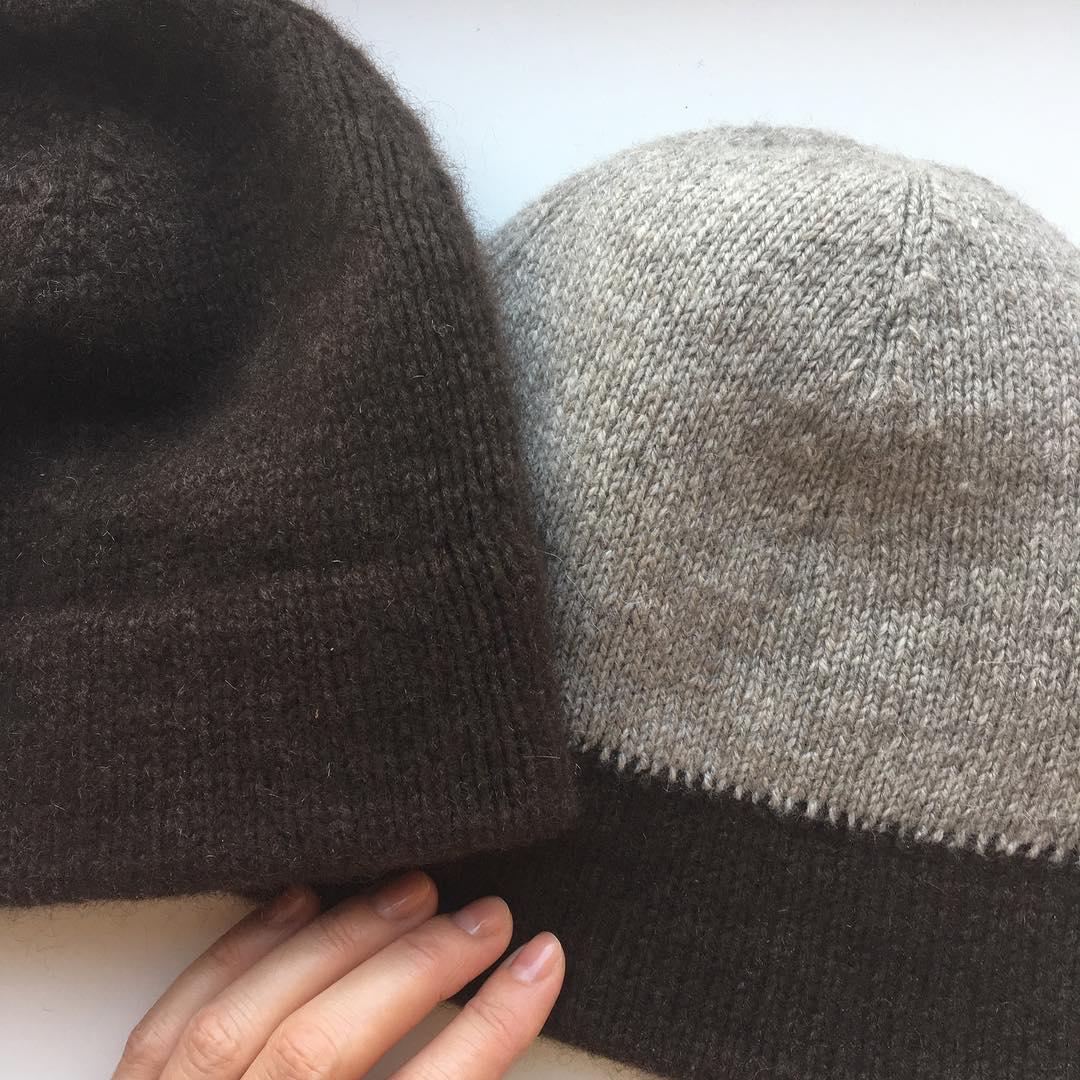 шапки из пуха монгольского яка