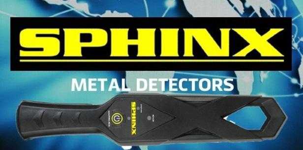 Металлодетекторы Сфинкс
