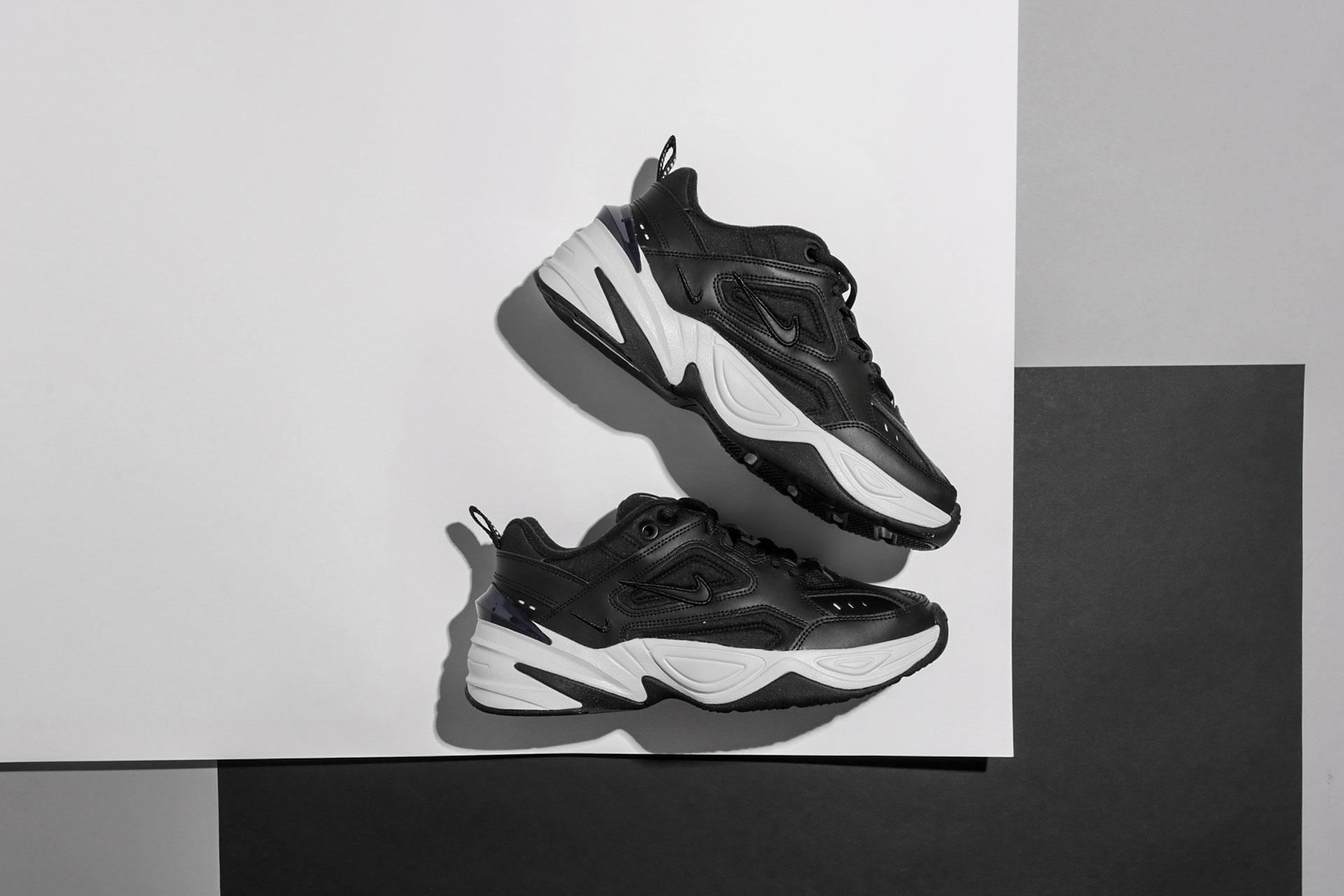 Мужские Nike M2K Tekno Черные