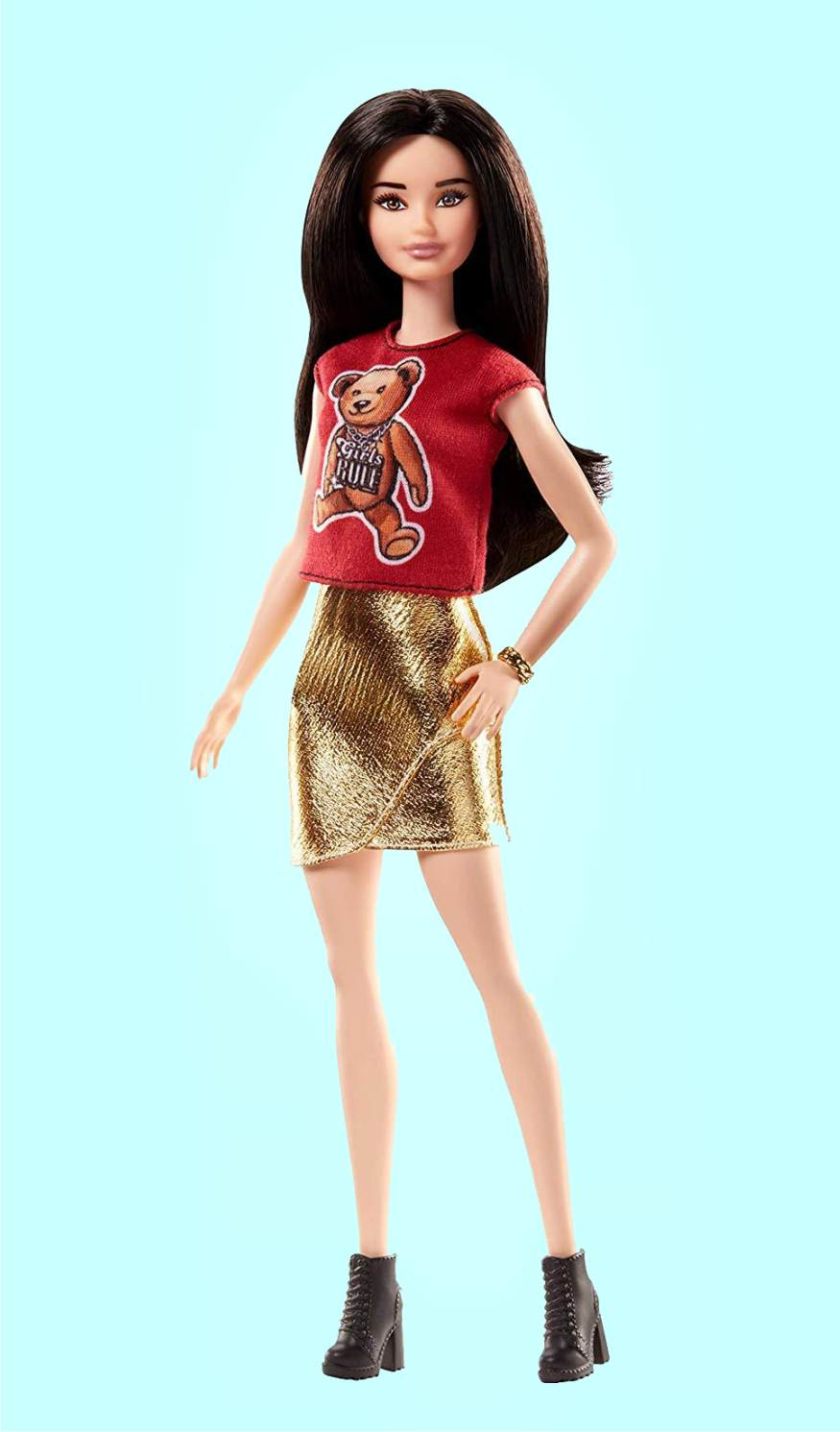 Барби из серии Модница - Мишка Тедди
