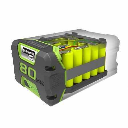 Аккумуляторы Greenworks: обзор, параметры и преимущества