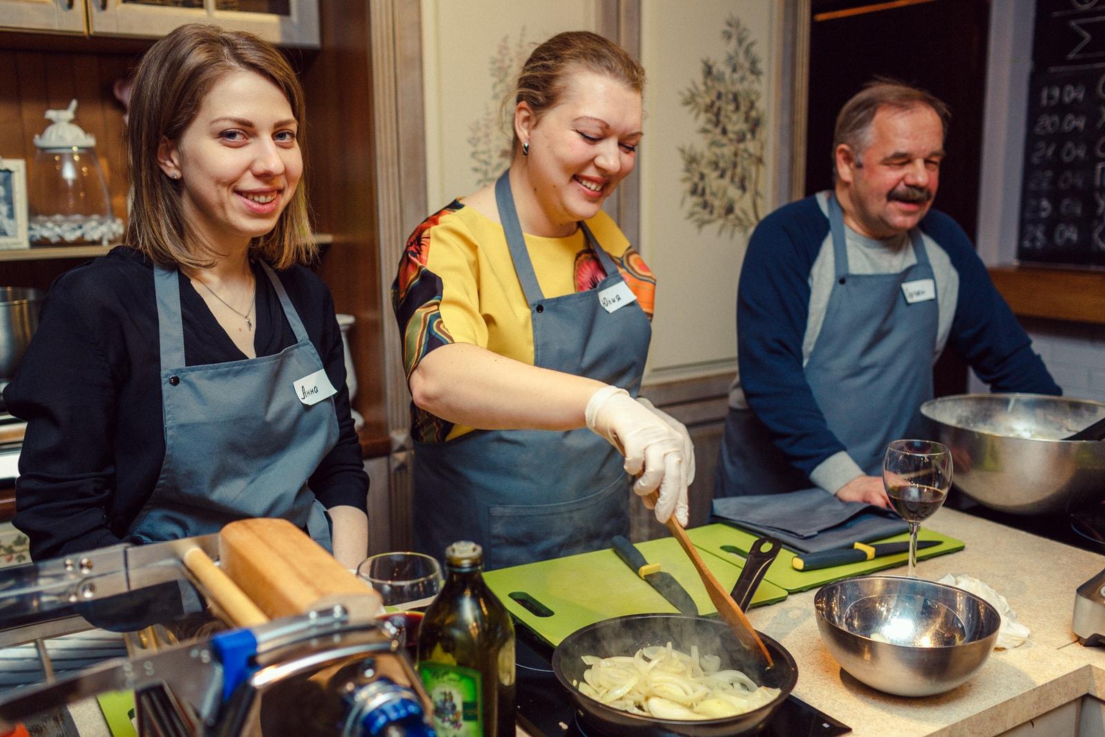 Участие в кулинарных мероприятиях