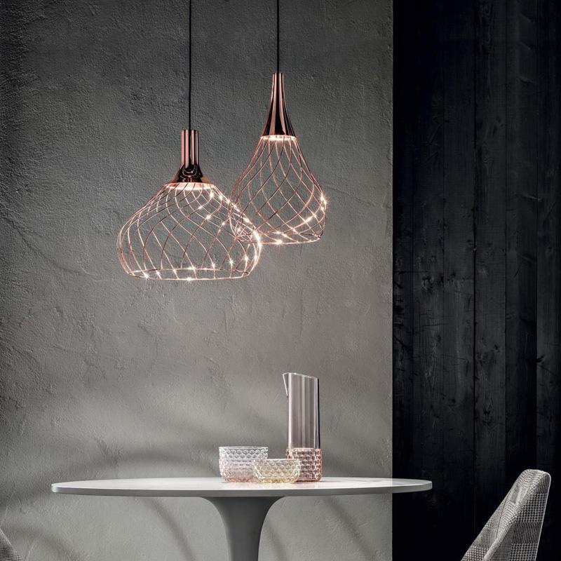 Светильник Mongolfier от Linea Light