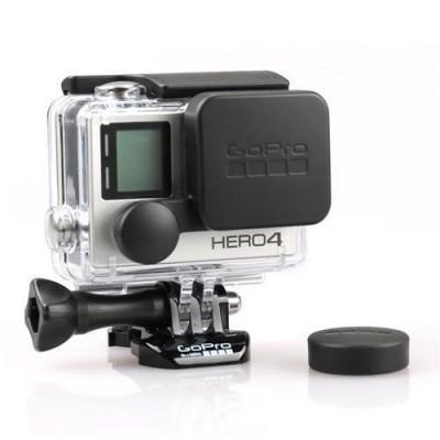 Заглушка на аквабокс и линзу для GoPro Hero 4