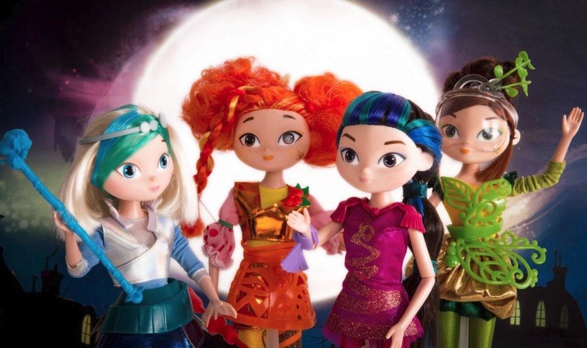 Коллекция Magic - куклы Сказочный патруль