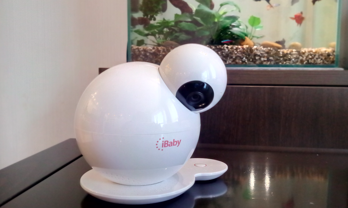 Видеоняня  IBaby Monitor m6s