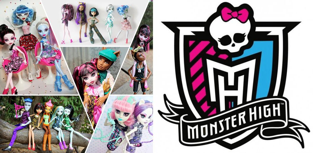 Куклы Монстер Хай (Monster High)