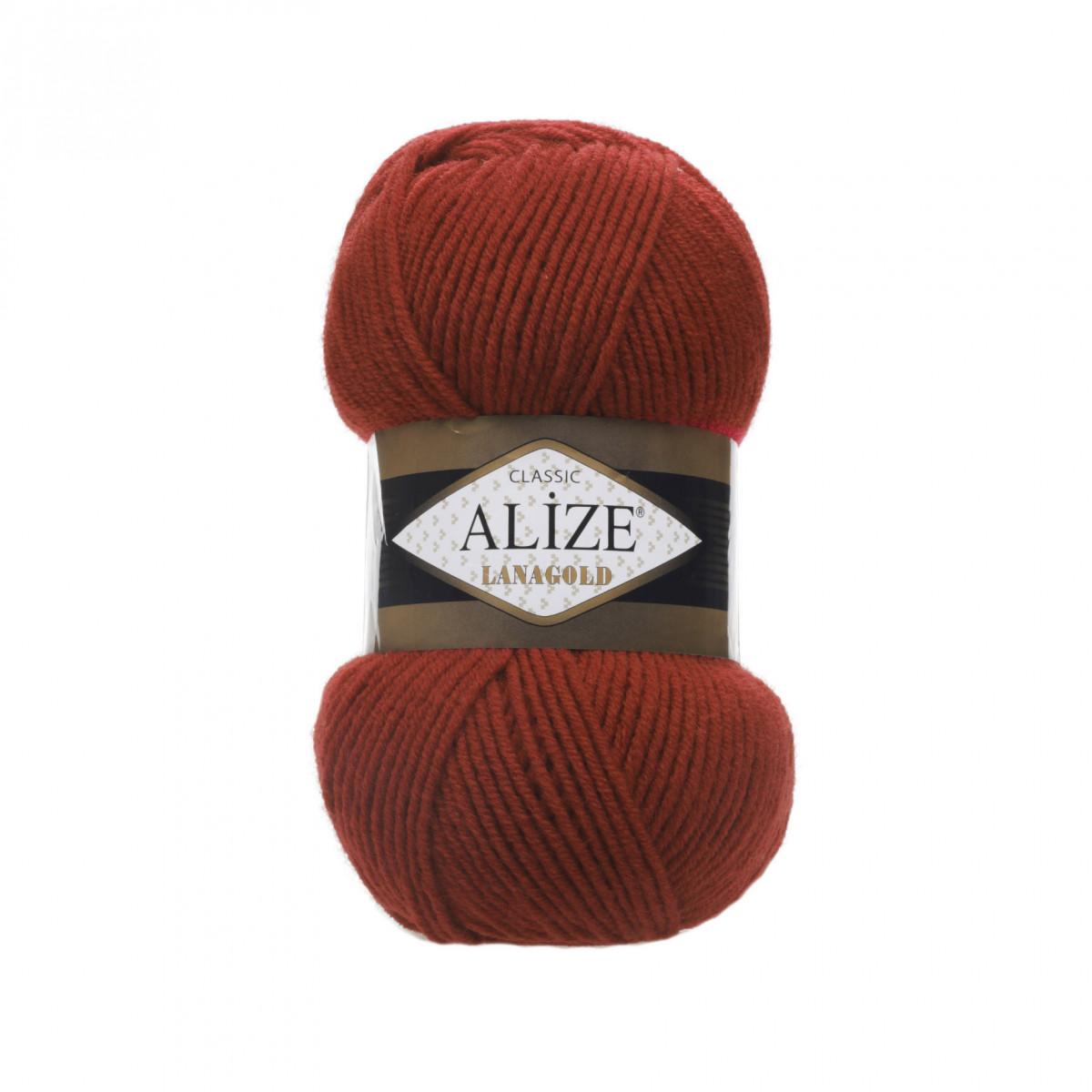 Alize Lanagold 36 (Терракот)