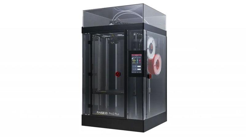 Обзор Raise3D Pro 2 Plus, лучшего крупноформатного 3D-принтера