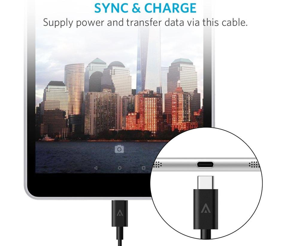Anker PowerLine USB-C to USB 3.0