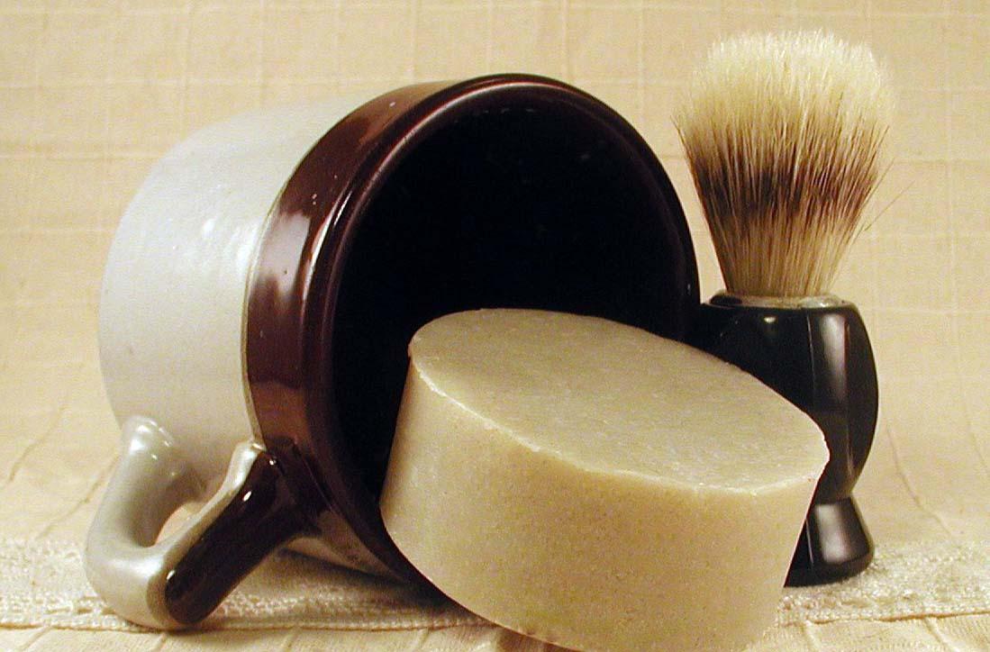 Мыло для бритья
