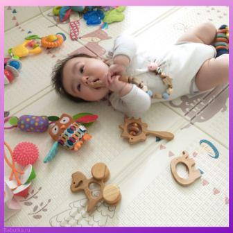 Отзыв о ковриках для детей Babutka_ Мария Батина