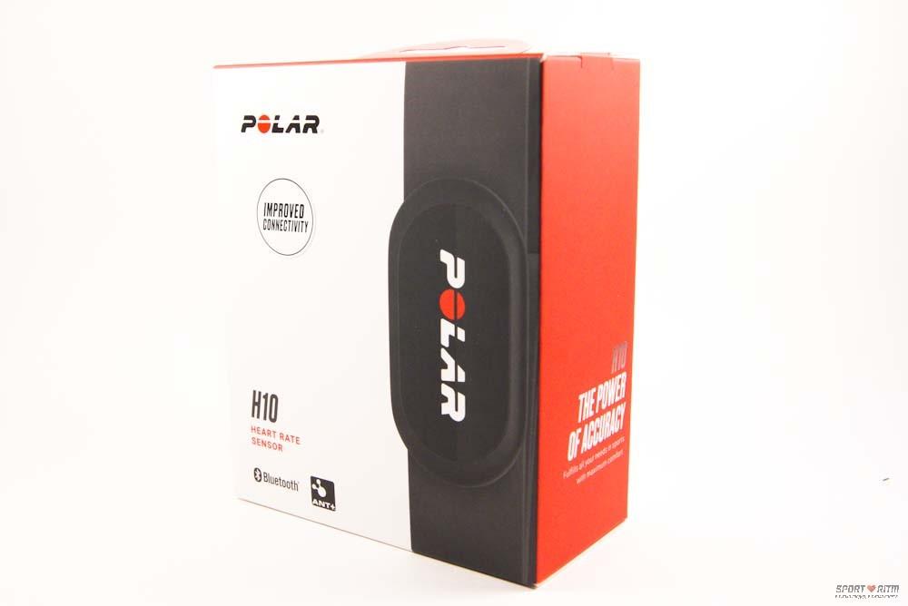 Пульсометр Polar H10 в упаковке