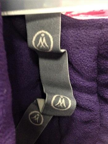 Зимний комбинезон Premont Северное сияние Юкона с лямками в Premont-shop