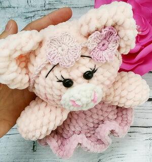 Детская игрушка из Пуффи