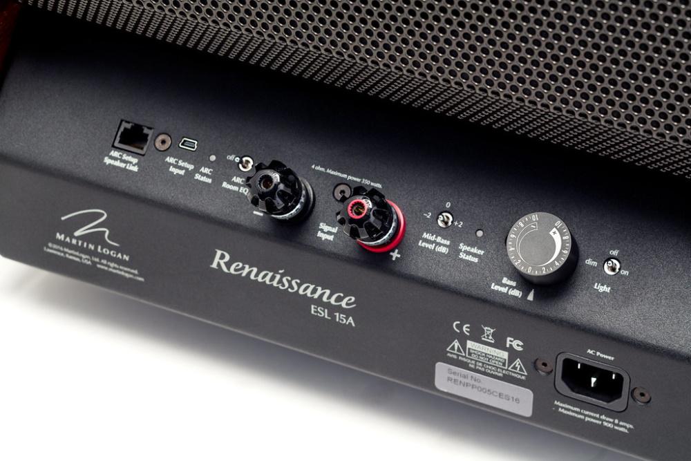Напольная акустика MartinLogan Renaissance ESL 15A