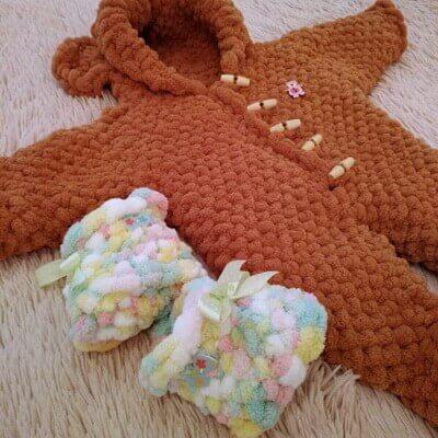 Детская одежда из Пуффи