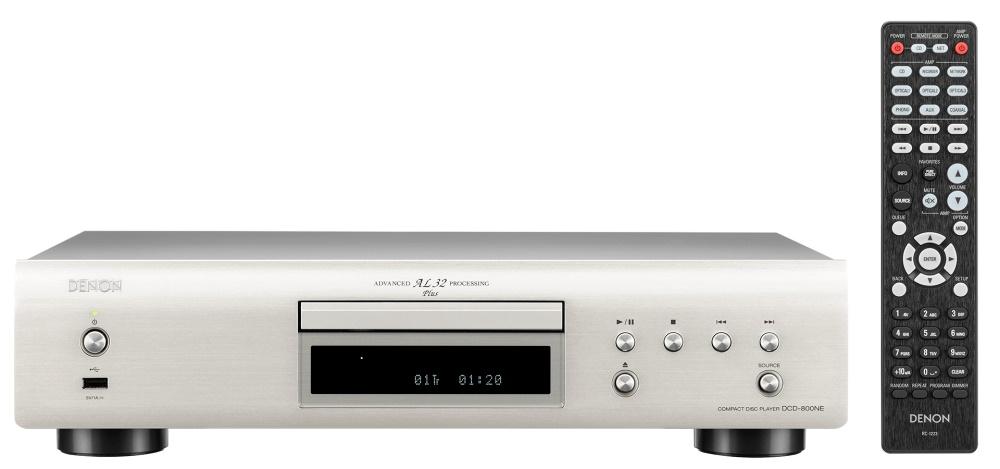 CD проигрыватель Denon DCD-800NE пульт