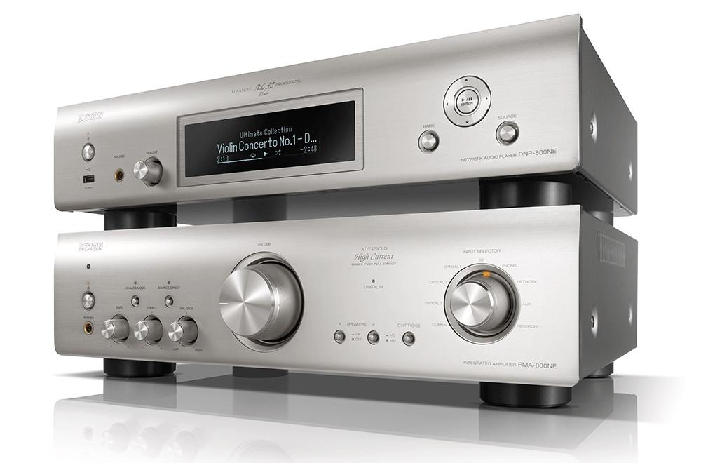 CD проигрыватель Denon DCD-800NE комплект