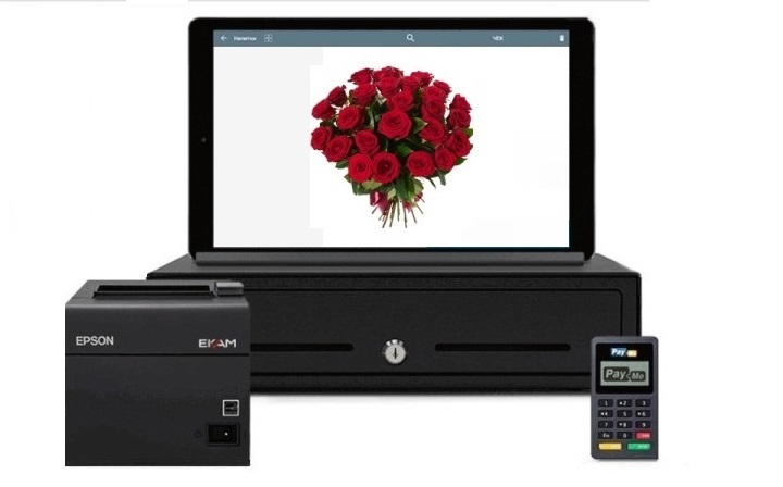 Ноутбук можно использовать и для управления ККТ, и для продаж в интернете