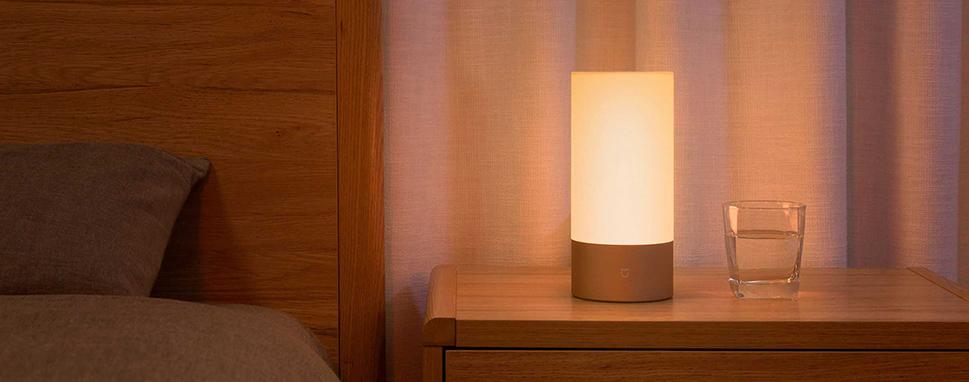 настольная лампа-ночник для создания комфортной и уютной атмосферы в вашем доме