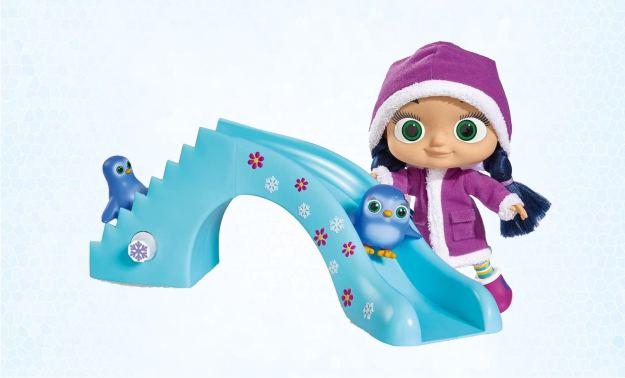 Игровой набор с куклой Висспер (Wissper) - Ледяной Мир