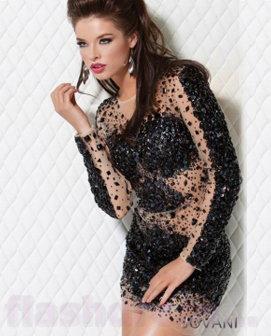 Подлинное платье Jovani 171300