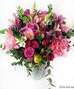 """Букеты в салоне """"Цветы от Лилии"""""""