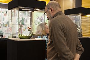 Выставка Нефритовая коллекция. Exhibition Jade Collection.