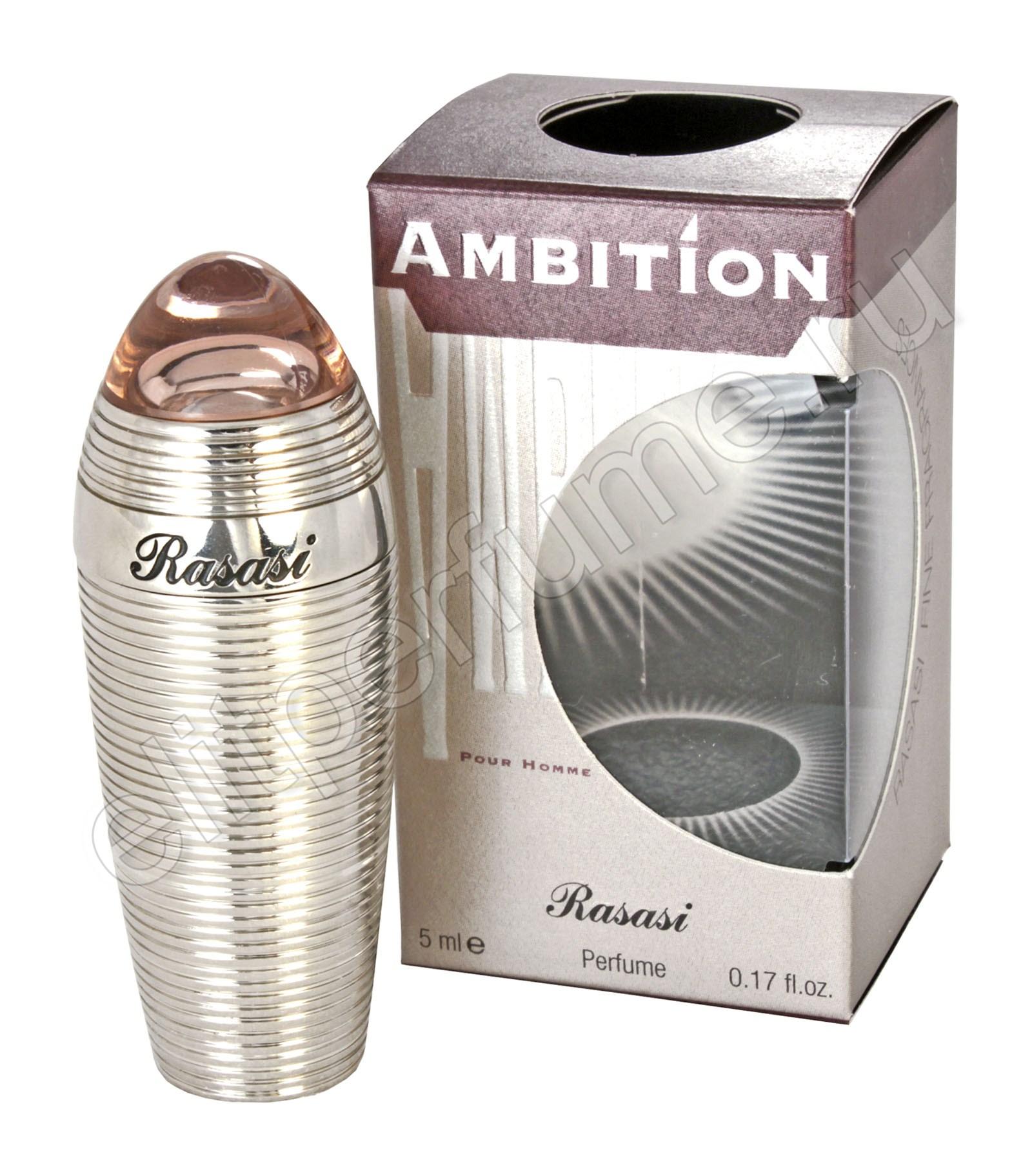 Арабские духи Амбиция Ambition