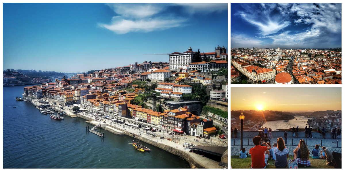 5 день серф-тура в Португалию. Порту