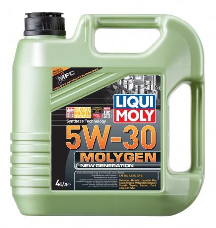 Liqui Moly Molygen New Generation 5W30