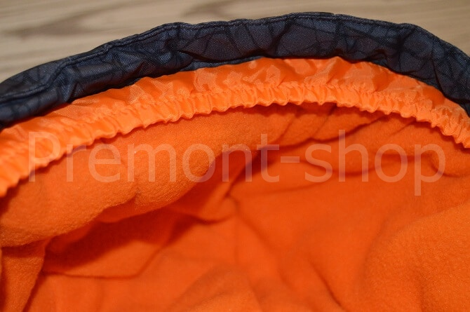 Ветрозащитная шторка на комплекте Premont Блэк Графит
