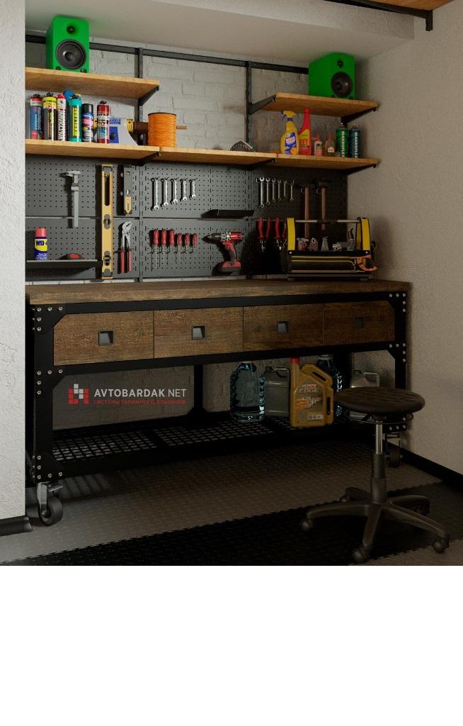 Мебель Loft Garage