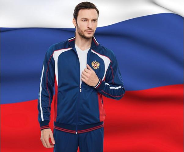 Спортивный костюм Россия мужской 10M-00-425