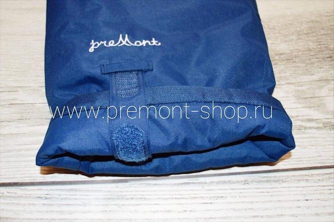 Крепление хлястика на брюках Premont