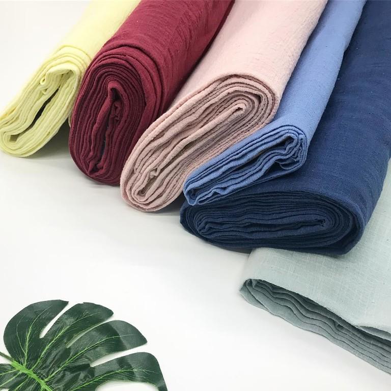 Тонкий лен для одежды купить