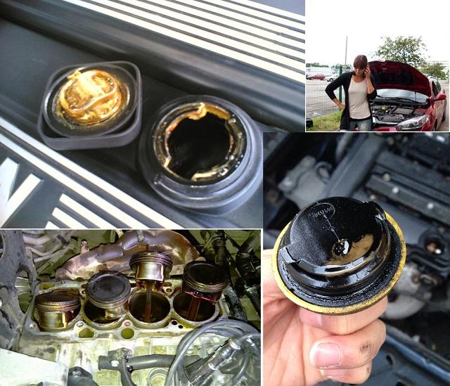 Проблемы с двигателем автомобиля