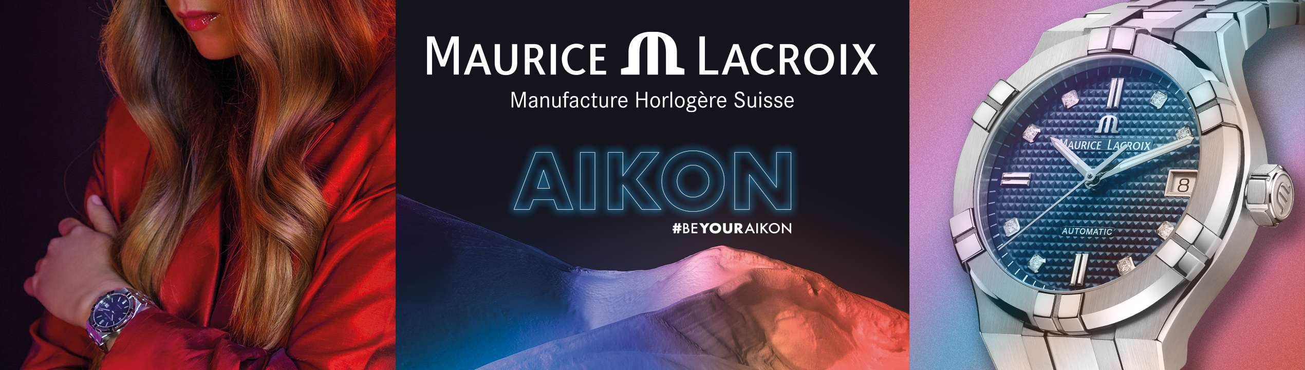 Maurice Lacroix Блок 1
