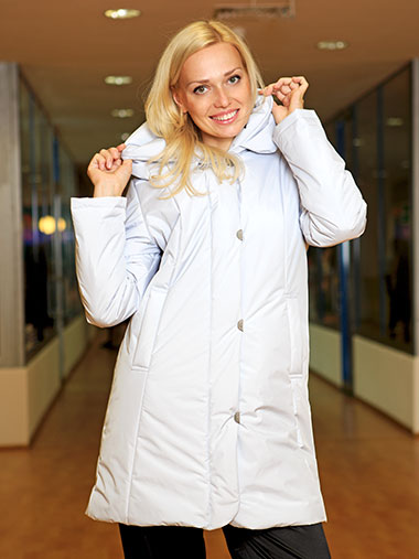 Женская куртка финского бренда Maritta