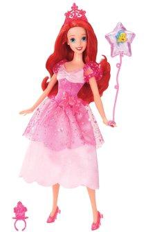 Кукла Принцесса Диснея Ариэль на вечеринке
