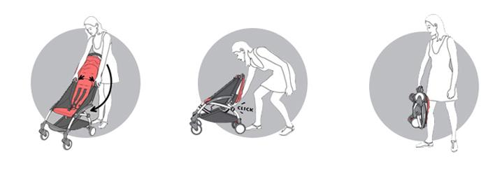 Коляска трансформер Baby time (Беби тайм)