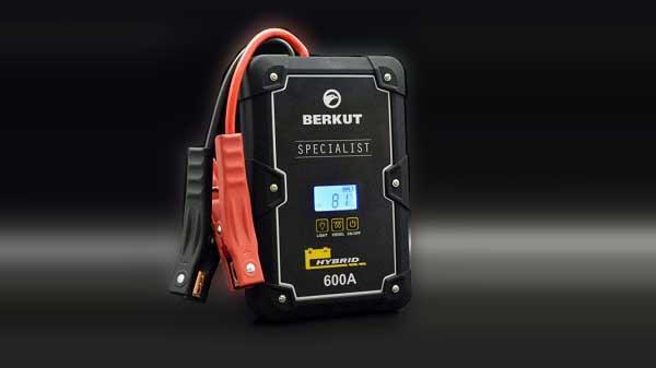 Мощное конденсаторное пусковое устройство Berkut JSC600C